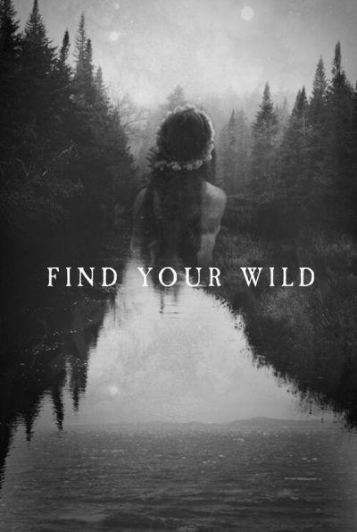 Wild woman 1