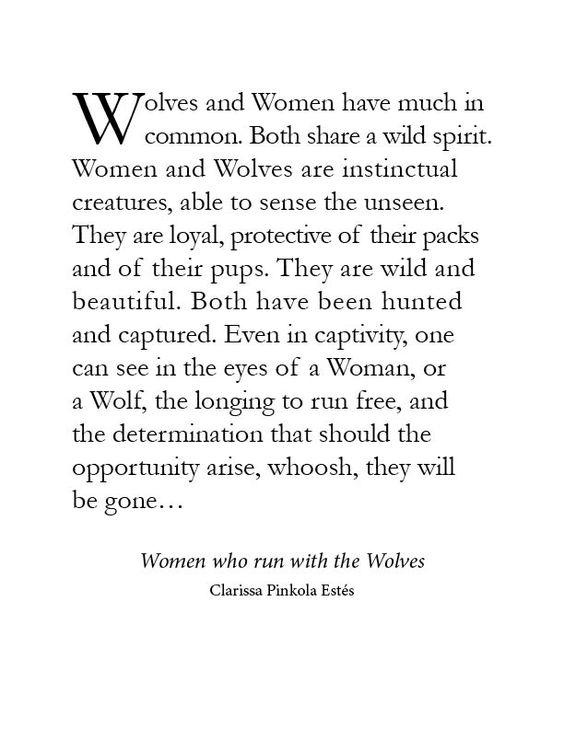 Wild woman 2